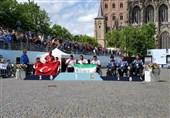 تیم کامپوند معلولان ایران قهرمان جهان شد