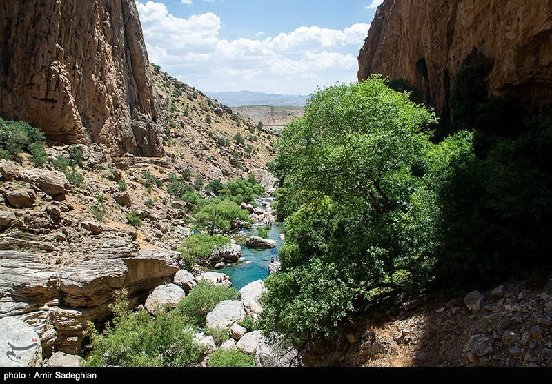 Boraq Canyon: One of the Hidden Gems in Fars Province, Iran - Tourism news