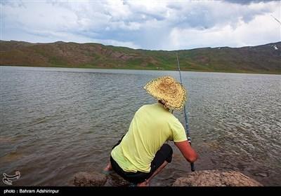 جھیل نئور اردبیل ایران