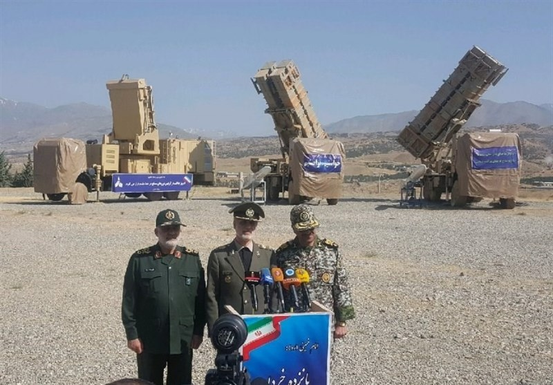 Iran Unveils New Air Defense Missile System (+Video)