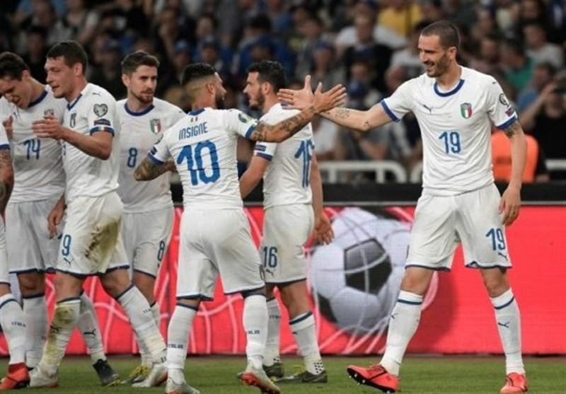 3 تازهوارد در میان بازیکنان دعوت شده به اردوی تیم ملی ایتالیا