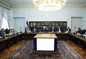 برگزاری جلسه شورای عالی هماهنگی اقتصادی با حضور سران قوا + عکس