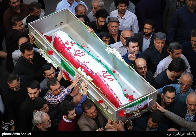 جزئیات مراسم وداع و تشییع 11 شهید دفاع مقدس در اصفهان+اسامی