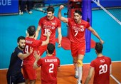 Iran Downs Japan at VNL 2019