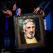 مراسم بزرگداشت فریدون شهبازیان به روایت عکس