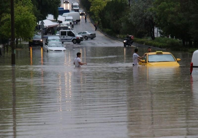 اصفهان| خسارت 100 میلیارد ریالی سیلاب به منازل، راهها و اراضی کشاورزی
