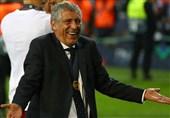 سانتوس: رونالدو با ما به سوئد خواهد آمد اما معلوم نیست بتواند بازی کند