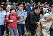 ابراز نگرانی نسبت به نقض حقوق بشر در قزاقستان