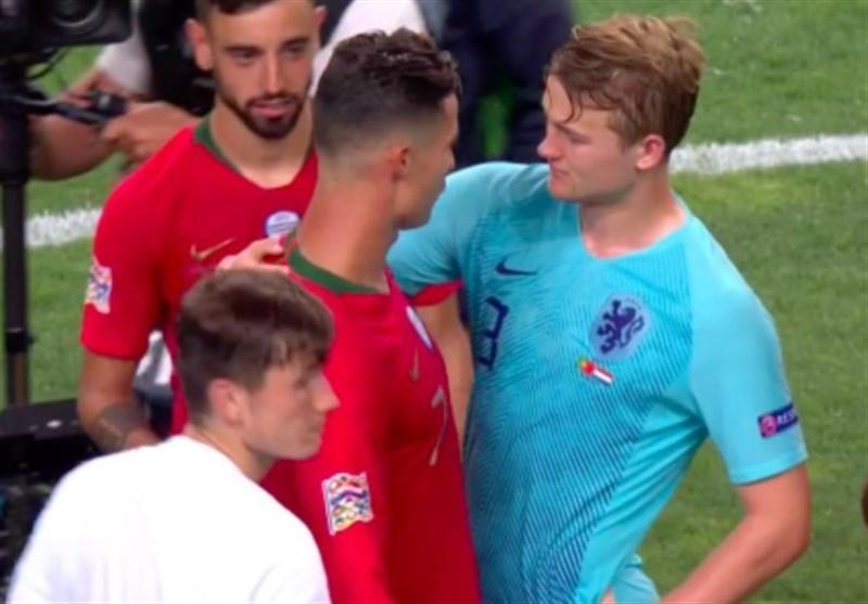 فوتبال جهان| دلیخت: رونالدو از من درخواستی غافلگیر کننده کرد