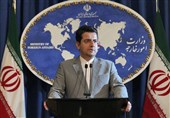Iran Slams US Sanctions on Russia