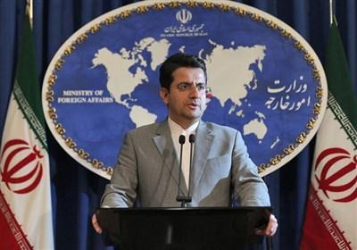 سخنگوی وزارت خارجه: گزارش حمله به نفتکش را به سازمان ملل دادیم/ ایران آماده برداشتن گام چهارم است