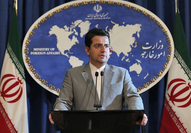 Iran Assists Broken Oil Tanker in Persian Gulf