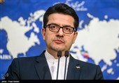 Iranian Spokesman Raps Macron for Misnaming Persian Gulf