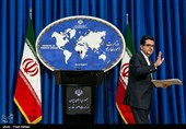 Spokesman Dismisses Rumors about Iran-China Agreement
