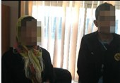 بازداشت زوج سارق در ترافیک عوارضی تهران ـ قم