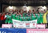 KIA U-13 Football Academy Wins Cordail Cup