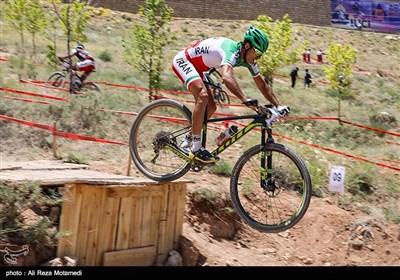 مسابقات دوچرخه سواری بینالمللی کوهستان دراستان چهارمحال وبختیاری