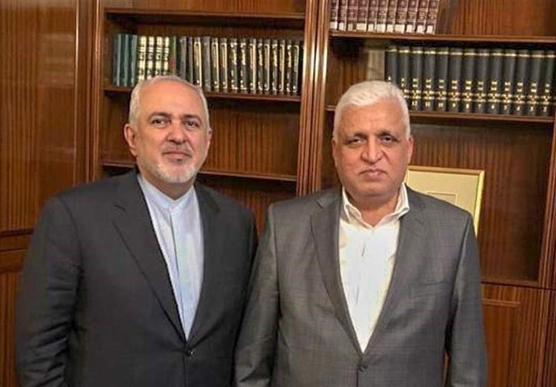 Senior Iraqi Security Official Meets Zarif in Tehran - Politics ...