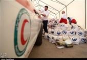 کسب رتبه نخست هلال احمر زنجان در جمعآوری کمکهای غیرنقدی به مناطق سیلزده