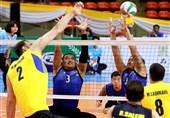 والیبال نشسته قهرمانی آسیا - اقیانوسیه| برتری آسان ایران مقابل میزبان
