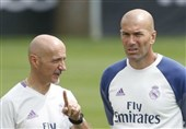 فوتبال جهان| مربی رئال مادرید به خاطر اختلاف با زیدان راهی اینتر میشود