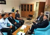 حمایت کمیته ملی المپیک از حسین رسولی در راه المپیک 2020 توکیو