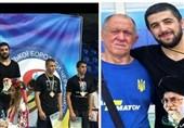 از نیت پوشیدن پیراهن با تصویر رهبری تا عشق به حججی توسط کشتیگیر اوکراینی