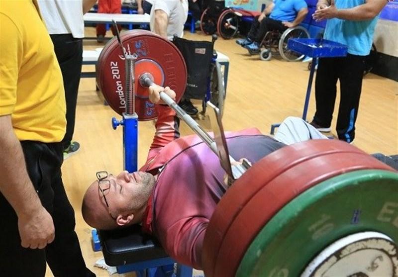 برگزاری اردوی آمادگی تیم ملی وزنهبرداری جانبازان و معلولین