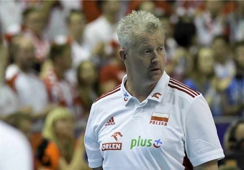 واکنش سرمربی تیم ملی والیبال لهستان به اظهارات کوبیاک در گفتوگو با تسنیم