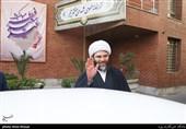حضور حجت الاسلام قمی رئیس سازمان تبلیغات اسلامی در مراسم افتتاح نخستین نمایشگاه دائمی اسباببازیهای ایرانی