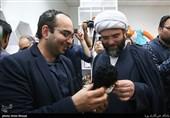بازدید حجت الاسلام قمی رئیس سازمان تبلیغات اسلامی از نخستین نمایشگاه دائمی اسباببازیهای ایرانی