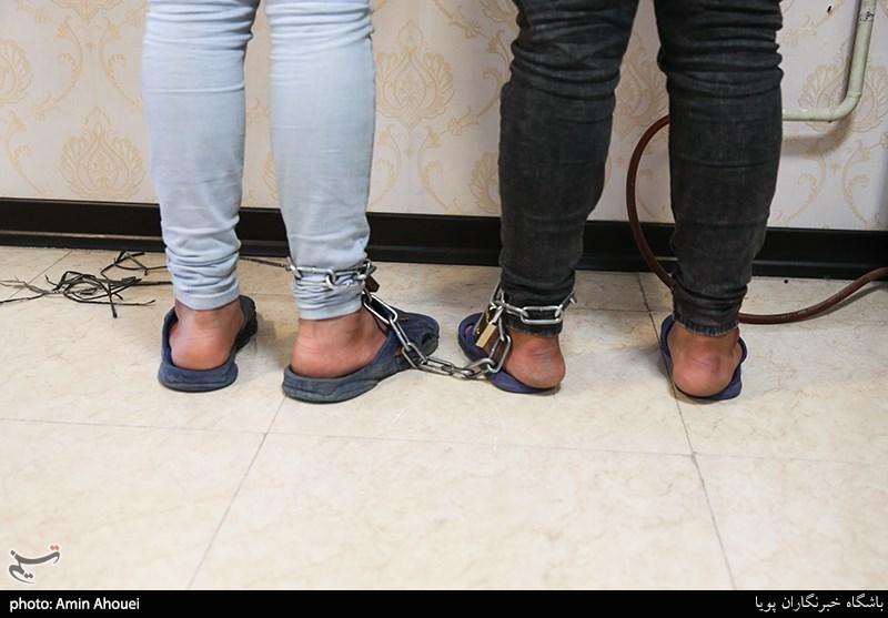 تهران| حمله افراد شرور به زن جوان در مقابل چشمان شوهر