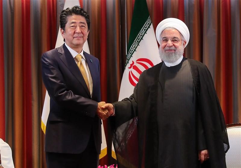 Japan Formally Announces Abe's Trip to Tehran