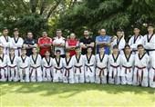 پسران نونهال مسافر مسابقات آسیایی و جهانی تکواندو مشخص شدند