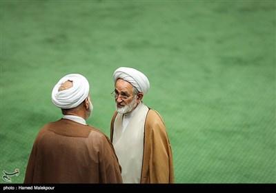 حجتالاسلام احمد سالک در جلسه علنی مجلس شورای اسلامی