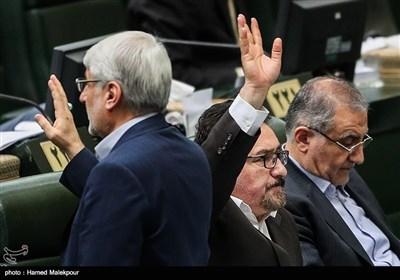 محمدرضا تابش در جلسه علنی مجلس شورای اسلامی
