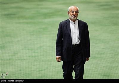 محمدمهدی زاهدی در جلسه علنی مجلس شورای اسلامی