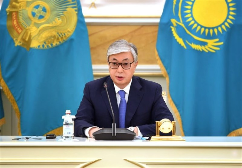 Tokayev Sworn in as Kazakhstan's President
