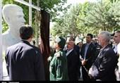سردیس «شهید اکبر عربزاده» در دانشگاه علوم پزشکی کردستان رونمایی شد+تصاویر