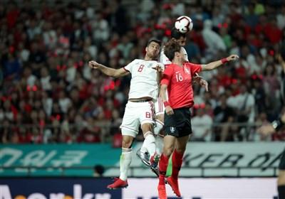 Iran Held by S. Korea in Friendly - Sports news