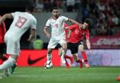ابراهیمی: برای مهاجمان تیم ملی خوشحالم