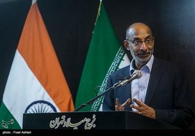 قدم درمندرا سفیر هندوستان در ایران