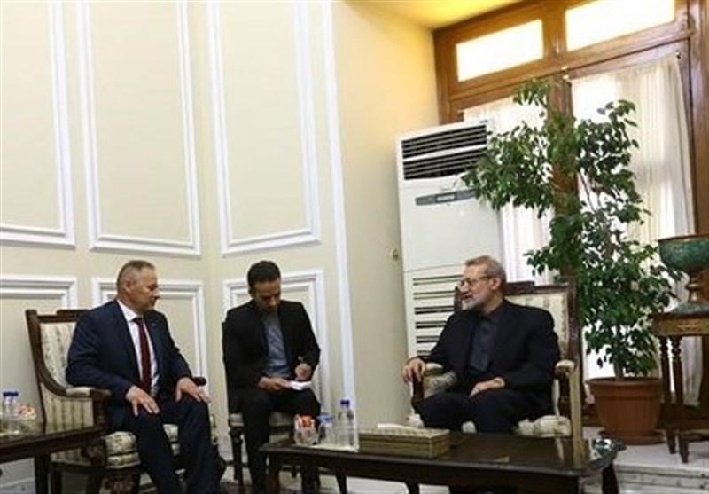 لاریجانی: کشورهای بزرگ تحریمهای آمریکا علیه ایران را قبول ندارند