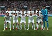 خارج شدن نام ایران از رنکینگ فوتبال آسیا + عکس