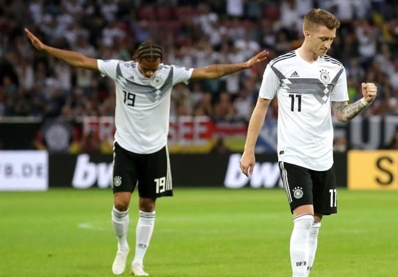 انتخابی یورو 2020 برتری دشوار ایتالیا در شب آتشبازی آلمان/ 3 امتیاز آسان قهرمان جهان در زمین آندورا