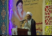 امام جمعه رفسنجان: حاج قاسم در مسیر انقلاب ثابت قدم بود