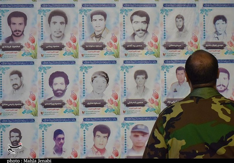 یادواره سرداران و 574 شهید نیروی انتظامی کرمان به روایت تصویر
