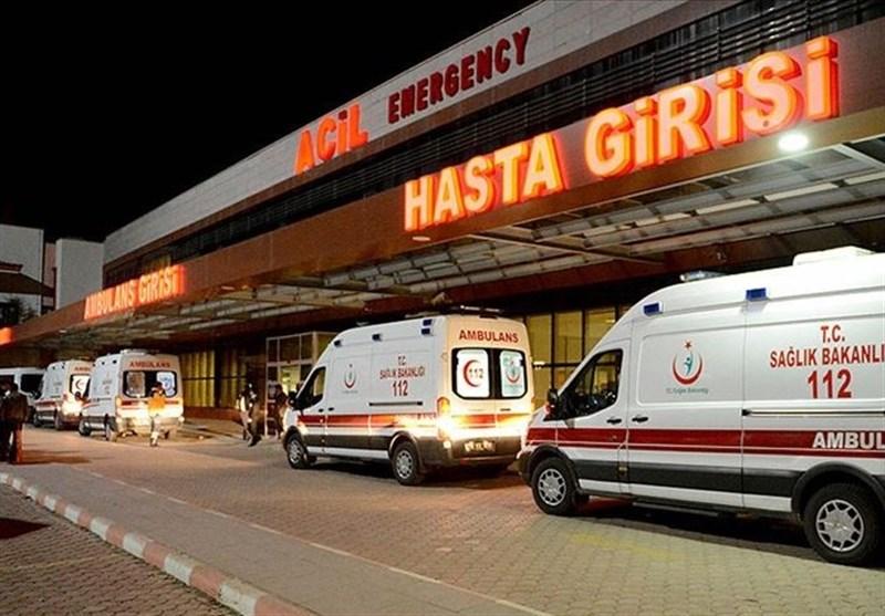 مجروح شدن 4 نظامی ترکیه در درگیری با پ.ک.ک