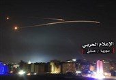Israeli Missiles Intercepted near Syria's Damascus