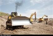قرارگاه خاتم ساخت محور جدید پلدختر-خرمآباد را آغاز کرد